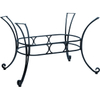 outdoor wrought iron table base YB080802