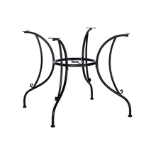 outdoor wrought iron table base YB581701